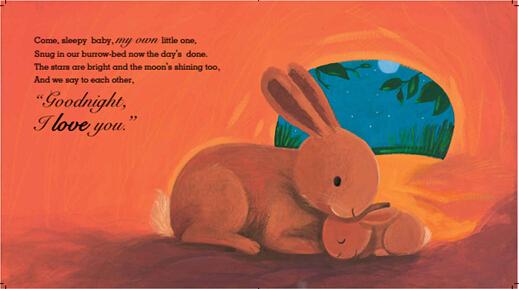 从可爱的小虎仔到打起盹来的鸟儿,这本可爱的图画书中的每一个跨页